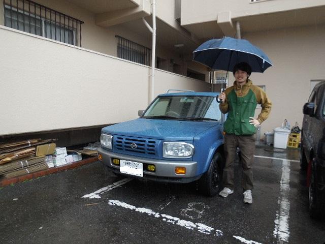 静岡登録納車!