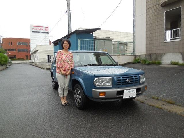 福島県いわき登録納車!