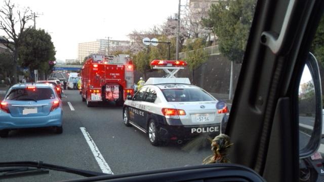本日より!27年全国春の交通安全週間!