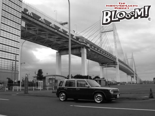 港・YOKOHAMA☆ベイブリッジ!