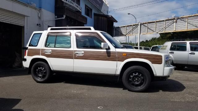 カリフォルニアバージョン納車