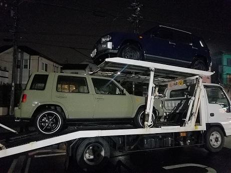 名古屋登録&買い取り&納車!その1.
