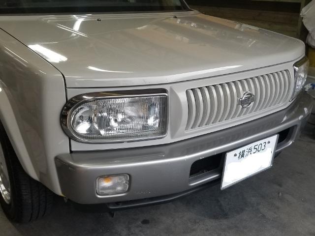NO46は後期モデルマニュアル5速!